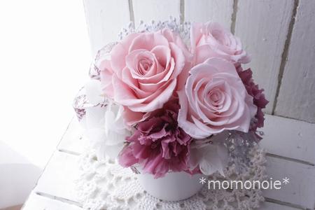 結婚式や母の日に