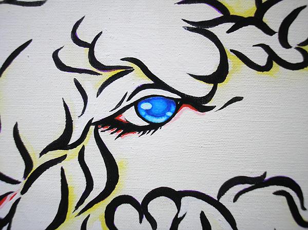 2015413のれん 羊5B