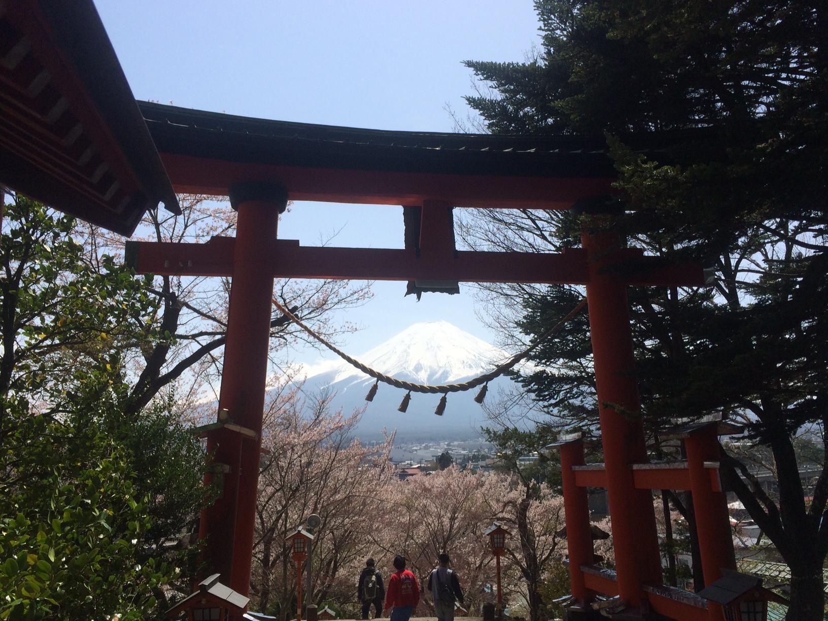 2015 グロム 富士吉田 ツーリング