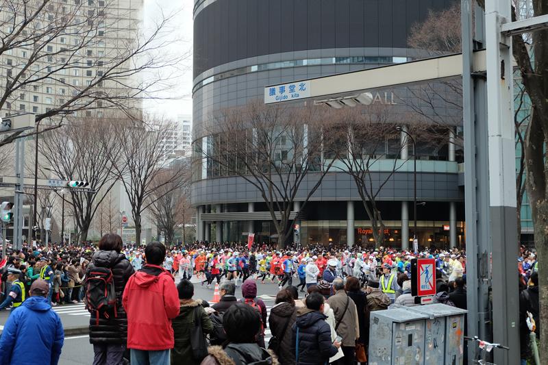 2015東京マラソン