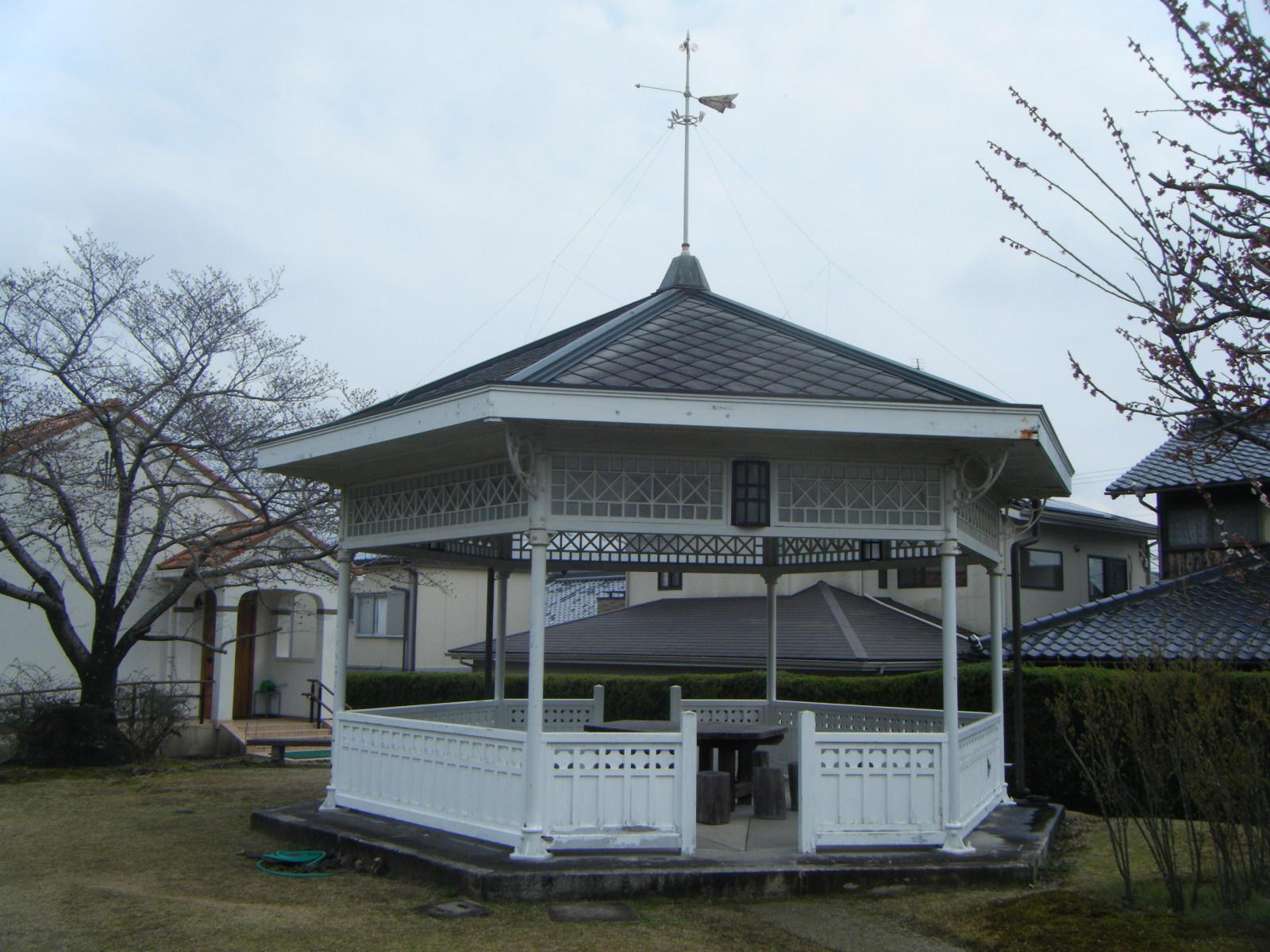 旧平賀邸東屋