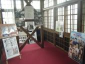 旧平賀邸パネル展示