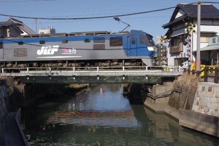 成田線 第二小野川踏切