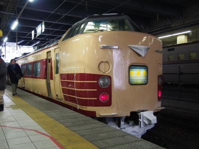 信越本線 妙高号 183・189系