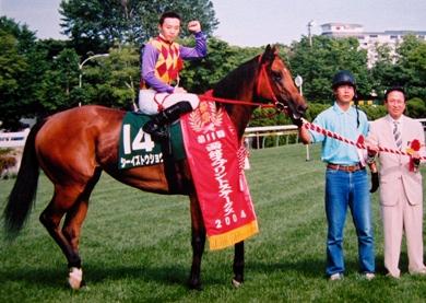 【競馬】平成日本競馬で百番目くらいに強い馬は?