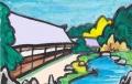 5天龍寺大方丈