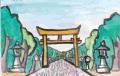 4橿原神宮表参道