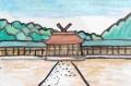 5橿原神宮内拝殿
