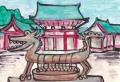 3近江神宮 古代火時計