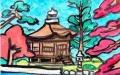 4清凉寺弁天堂