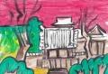 3西教寺勅使門