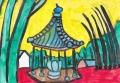 3西教寺水屋