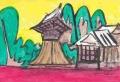 3西教寺鐘楼納骨堂