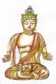二十五菩薩坐像即成院