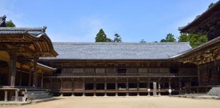 円教寺食堂全景