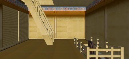 金閣二階東室