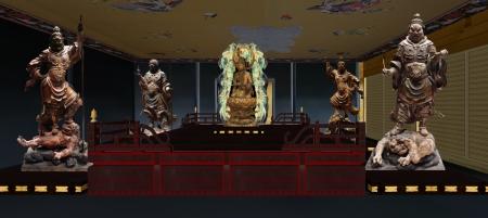 金閣二階仏堂