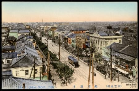 大正時代の東京