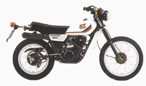 1983 - XT 250