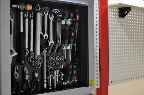 KTC 壁掛け工具箱