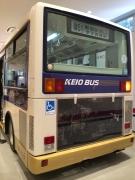 京王れーるランド 京王バス車両展示