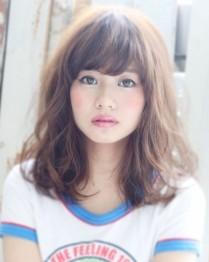 医師たちの恋愛事情 相武紗季ゆるふわウェーブロングヘア髪型