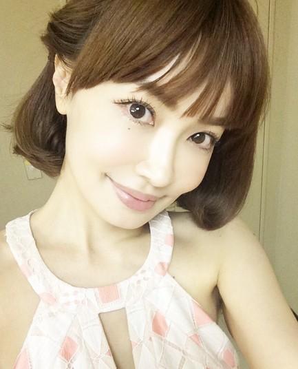 4月20日放送 深イイ話 平子理沙さんの髪型