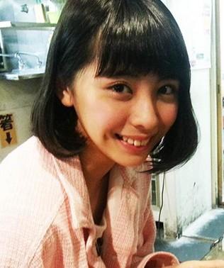 ようこそ、わが家へ 田中美麗ちゃんのワンカールボブヘアスタイル