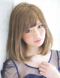 NHK朝の連ドラ『まれ』主演の土屋太鳳ちゃんのミディアムヘアスタイルの髪型