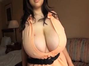 爆乳Nカップ素人お姉さん絶頂SEX アダルト動画