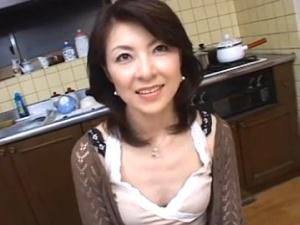 リアル近親相姦をした美熟女母 [桜井咲子 40歳] アダルト動画