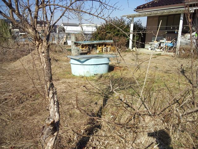 雨水タンク/水槽