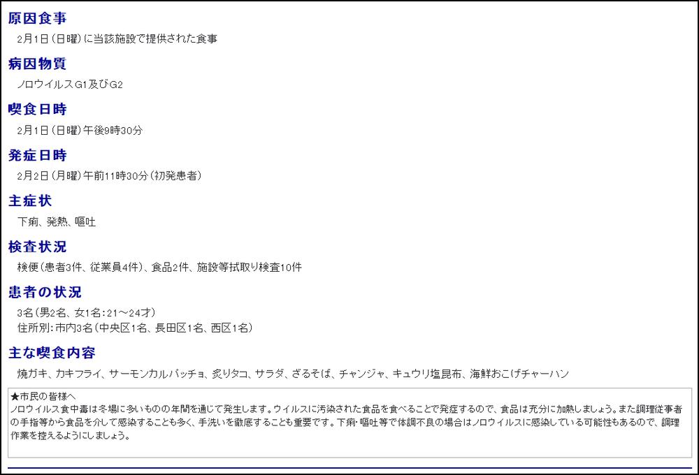 神戸市 ワタミ 坐・和民 食中毒 2度目 渡邉美樹 清水邦晃 ノロウイルス 再発防止 怠る