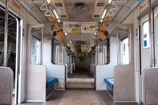 千代田線車内