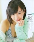 NMB48 山本彩 セクシー 巨乳おっぱいの谷間 タンクトップ 顔アップ カメラ目線 笑顔 頬杖 誘惑 高画質エロかわいい画像32