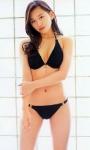 NMB48 木下春奈 セクシー ローレグビキニ水着 おっぱいの谷間 おへそ 太もも 女子高生アイドル 誘惑 高画質エロかわいい画像4