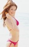 佐々木希 セクシー ローレグビキニ水着 くびれ 笑顔 誘惑 可愛い 高画質エロかわいい画像45