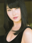 AKB48 横山由依 セクシー 顔アップ おっぱいの谷間 カメラ目線 超高画質エロかわいい画像8616