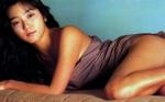 向井亜紀 セクシー 太もも 1980年代アイドル 日焼け肌 高画質エロかわいい画像8635