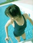 堀北真希 セクシー スクール水着 女優 胸の膨らみ 高画質エロかわいい画像8696