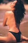 向井亜紀 セクシー トップレス 横乳 日焼け肌 お尻 誘惑 1980年代アイドル ハイレグ水着 高画質エロかわいい画像8711