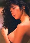 向井亜紀 セクシー トップレス 横乳 日焼け肌 誘惑 1980年代アイドル 高画質エロかわいい画像8712