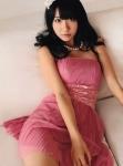 AKB48 柏木由紀 セクシー ピンクドレス 太ももチラリズム カメラ目線 高画質エロかわいい画像8766