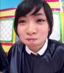 乃木坂46(AKB48) 生駒里奈 セクシー 牛乳含み 顔アップ ショートヘア 地上波キャプチャー 高画質エロかわいい画像8776 精子 精液 ザーメン飲み