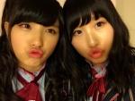 AKB48 高橋朱里 大和田南那 セクシー 唇 キス顔 顔アップ カメラ目線 高画質エロかわいい画像8779