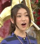 元AKB48 大島優子 セクシー 口開け 顔アップ 地上波キャプチャー 女優 高画質エロかわいい画像8782