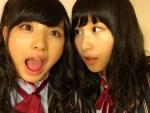 AKB48 高橋朱里 大和田南那 セクシー 口開け 舌 顔アップ カメラ目線 高画質エロかわいい画像8783 顔射用