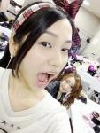 AKB48 田野優花 セクシー 口開け 舌 顔アップ カメラ目線 高画質エロかわいい画像8847