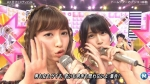 AKB48 小嶋陽菜 入山杏奈 セクシー マイク 唇 キス顔 顔アップ カメラ目線 地上波キャプチャー 高画質エロかわいい画像8850
