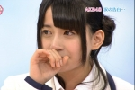 AKB48 佐々木優佳里 セクシー 泣き顔 顔アップ 地上波キャプチャー 高画質エロかわいい画像8857
